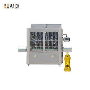 1L için 5L için özelleştirilmiş fabrika fiyat madeni yağ dolum makinası