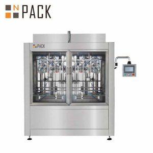 Tam Otomatik Yemeklik Hindistan Cevizi Yağı Dolum Makineleri