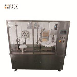 40-1000ml tam otomatik dijital kontrol e sıvı dolum makinası