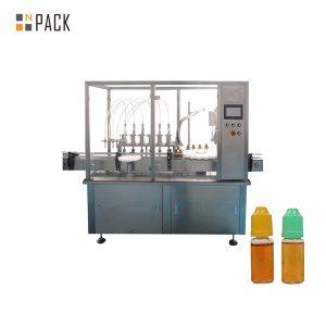 Küçük şişe şişesi için Peristaltik pompa sıvı dolum makinası
