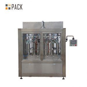 fabrika kimyasal sıvı dolum makinası