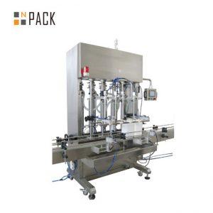 Yağlama yağı için sıvı otomatik dolum makinası