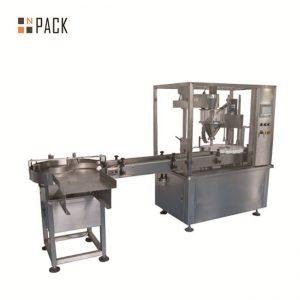 10ml 15ml 30ml şişe göz damlası dolum makinası / e-sıvı dolum kapatma makinesi