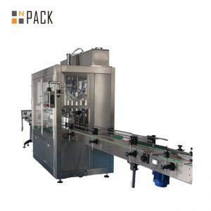 GMP CE ISO Belgesi hümik asit sıvı gübre dolum makinası