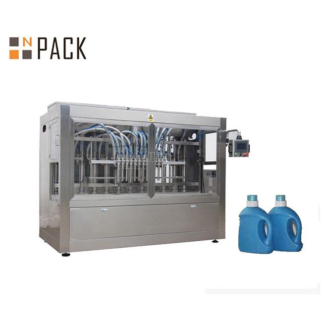 Liner tipi motor yağı üretim hattı madeni yağ dolum makinası