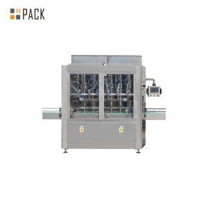 Yüksek Kaliteli Pişirme Yağı Dolum Makineleri Bitkisel Yağ Şişesi Dolum Kapatma Makinesi