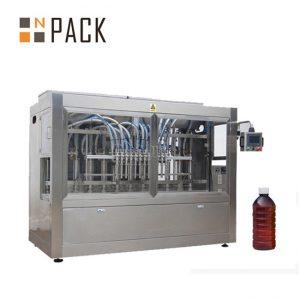 Otomatik pişirme yağı dolum makinası sos reçel bal dolum kapaklama makinesi