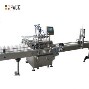 Otomatik 5 litrelik pet şişe yemeklik yağ dolum makinası