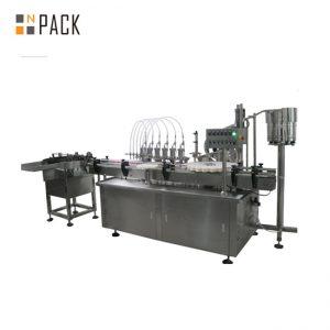 10ml ve 60ml fabrika çıkış fiyatı E sıvı şişe dolum makineleri