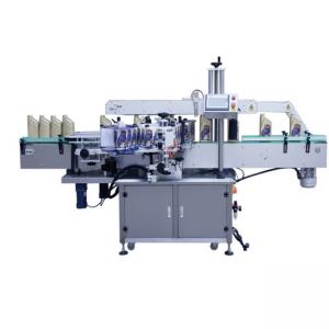 Küçük şişe otomatik yapışkanlı etiket etiketleme makinesi, Otomatik Şişe Yapışkanlı Etiketleme Makinesi